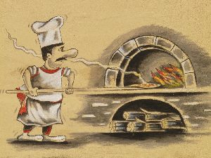 Restaurant Pizzeria Corrado mit Lieferservice in Hamm.